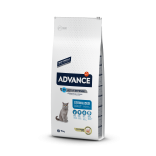 Advance Cat Sterilized Curcan 15kg