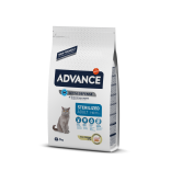 Advance Cat Sterilized Curcan 3kg