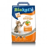 Nisip Biokat S Natural Orange 5kg