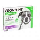 Frontline Combo L Caine 20-40 kg, 3 pipete