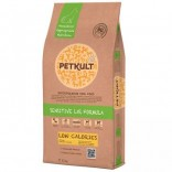 Petkult Sensitive Low Calories miel si orez 12kg