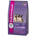 Eukanuba Puppy& Junior Small Breed cu pui 7,5kg