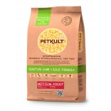 Petkult Sensitive Medium Adult miel si orez 12kg