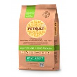 Petkult Sensitive Mini Adult miel si orez 12kg