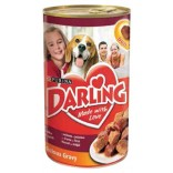 Darling Delicious Gravy cu carne si ficat 1200g