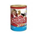 Darling Dog Junior cu pui si legume 400g