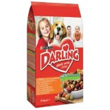 Darling Dog Adult cu pui si legume 15kg