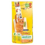 Friskies Cat Indoor 1.5kg