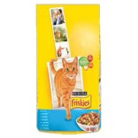Friskies Cat Adult Somon 10kg