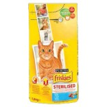 Friskies Cat Sterilised 1.5kg