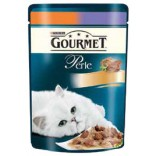 Gourmet Perle Duo Carne Frageda cu miel si curcan 85g