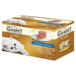 Gourmet Multipack Mousse 4x85g