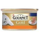 Gourmet Gold Mousse cu curcan 85g