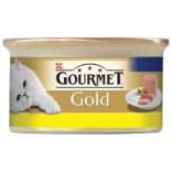 Gourmet Gold Mousse cu pui 85g