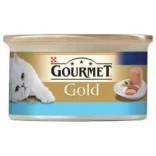 Gourmet Gold Mousse cu ton 85g