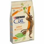 Cat Chow Adult cu pui si curcan 1.5kg