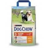 Dog Chow Mature Adult cu pui 14kg