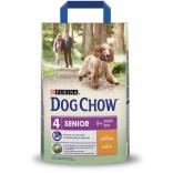 Dog Chow Senior cu pui 14 kg