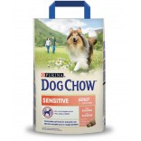 Dog Chow Sensitive cu somon 14 kg