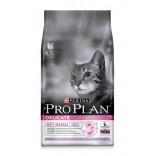 Pro Plan Cat Delicate cu curcan 1.5kg