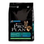 Pro Plan Dog Puppy Large Athletic cu miel 12kg