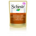 Schesir Plic pui in salsa 100gr